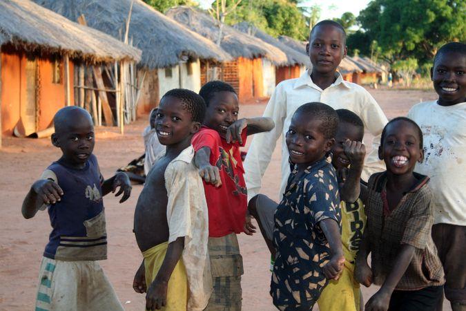 Kontakt Evi - Mozambique