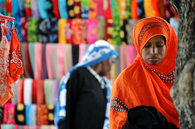 Kontakt Evi - Zanzibar